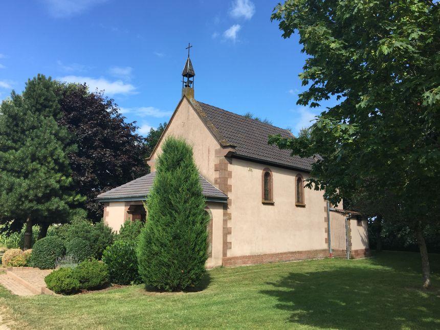 La Chapelle de La Croix Noire  - Radio France