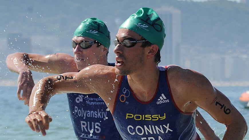 Dorian Coninx aux Jeux Olympiques de Rio