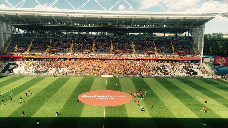 Victoire de l'Amiens SC à Lens