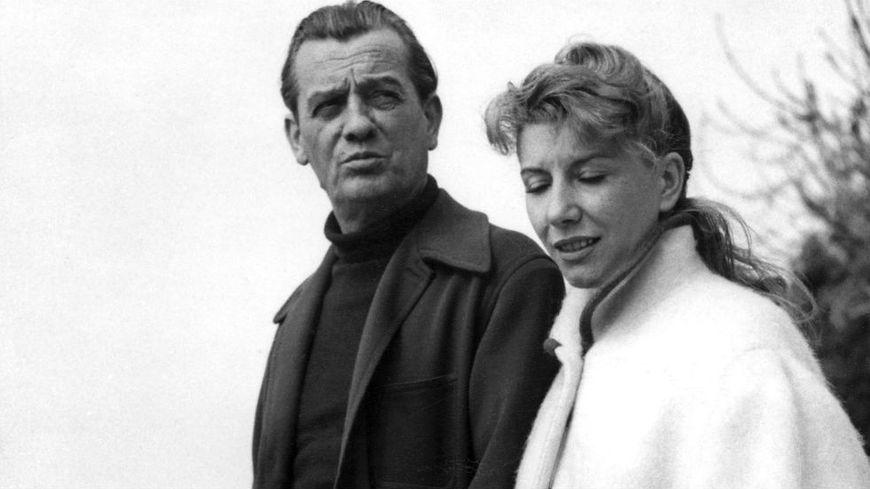 Marcel et Jacqueline Pagnol (archives)
