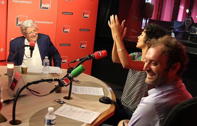 Jean-Pierre Chevènement, Sophia Aram et Augustin Trapenard