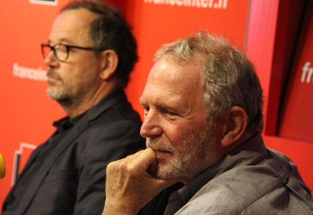 Thomas Legrand et Bernard Guetta