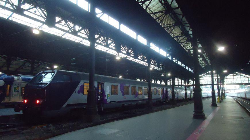 400 passagers d'un train évacués ce matin entre Paris et Trouville-Deauville