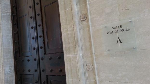 Le tribunal de grande instance de Périgueux / Illustration