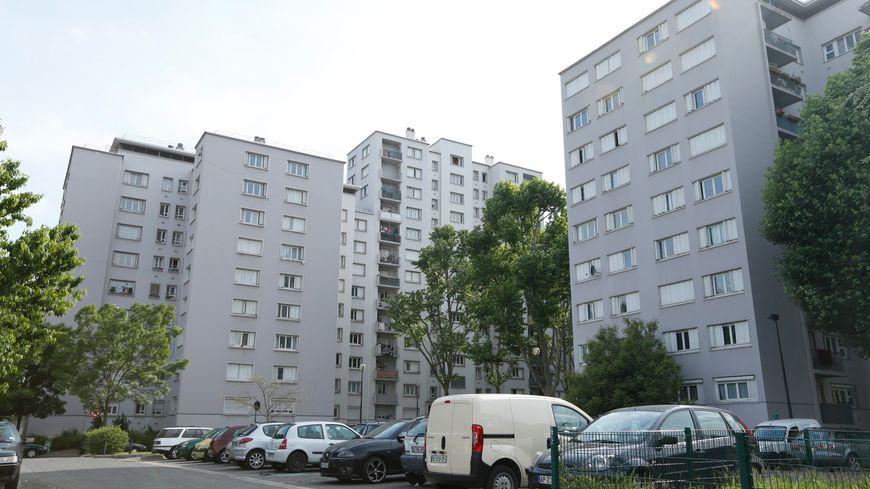 La cité Gabriel Péri, à Saint-Denis, en 2013 (illustration)