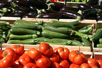 Légumes du marché