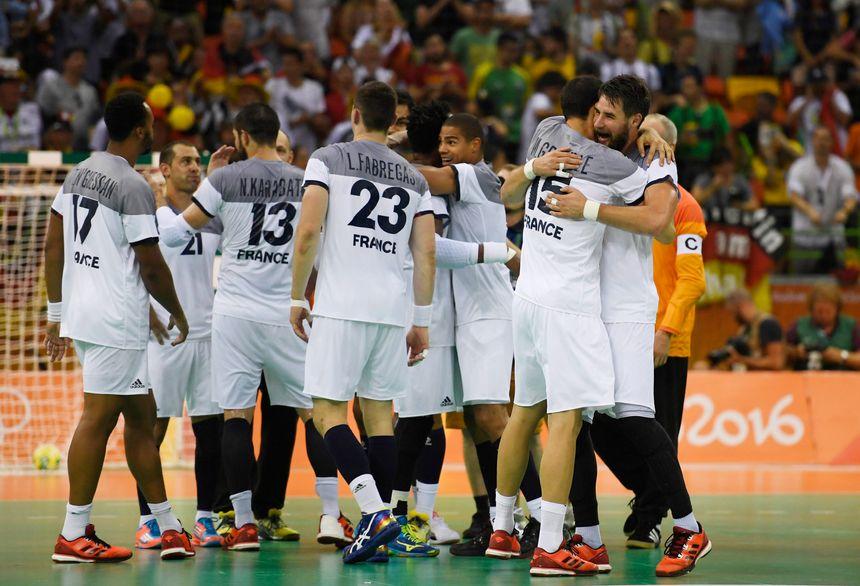 Fabregas et les Bleus en finale ! - Maxppp
