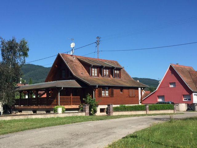 Maison typique de Kientzville - Radio France