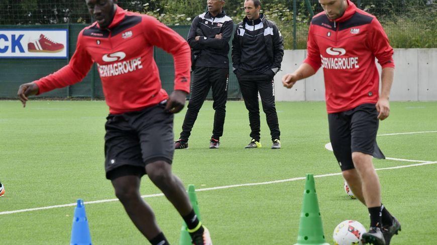 Antoine Kombouaré, nouvel entraîneur d'En Avant de Guingamp