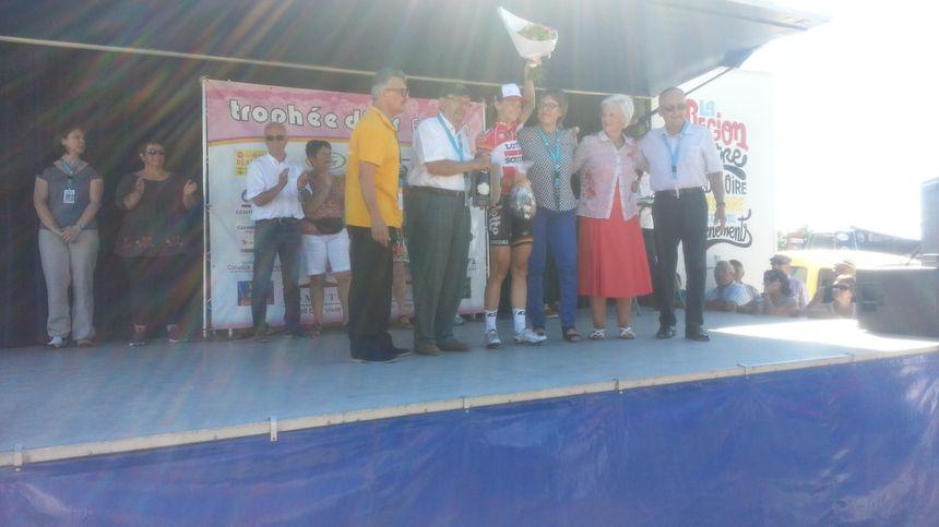 L'Allemande, Claudia Lichtenberg, vainqueur à Orval - Radio France