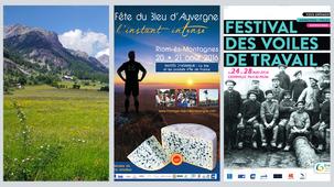 Que faire cet été en PACA, dans le Cantal et dans la Manche ?
