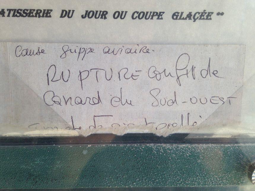 Des restaurateurs enlèvent des plats de leur carte faute d'avoir du canard certifié Sud-Ouest - Radio France