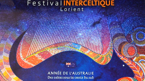 affiche Festival Interceltique Lorient 2016