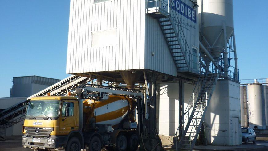 L'entreprise Sodibe est installée à La Martinerie.