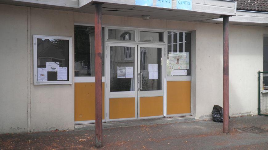 L'ancienne école de Lunery sert de locaux depuis septembre 2015 à l'association.