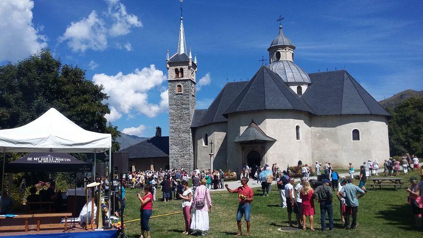 Le pèlerinage du 15 août de Notre Dame de la Vie a rassemblé un millier de catholiques