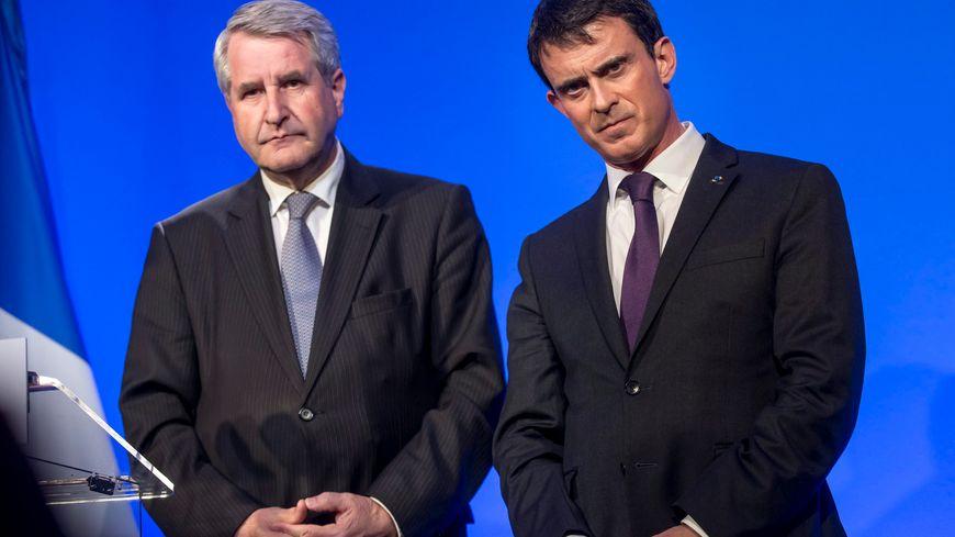 Le président de la région Grand Est Philippe Richert accueille ce jeudi Manuel Valls à Reims.