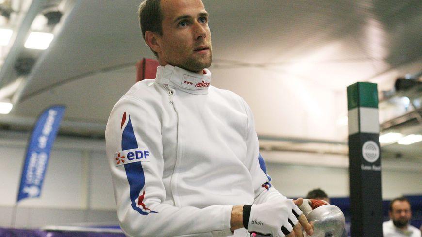 Le bordelais Romain Noble