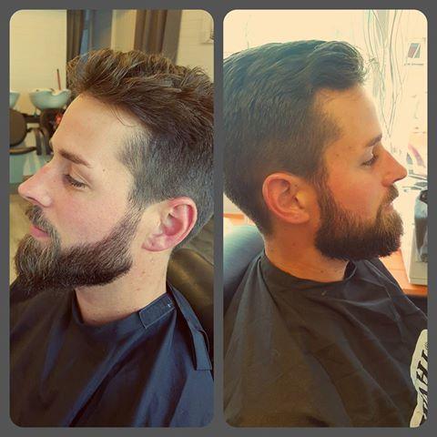 Erika, femme barbier à Quimper - Aucun(e)