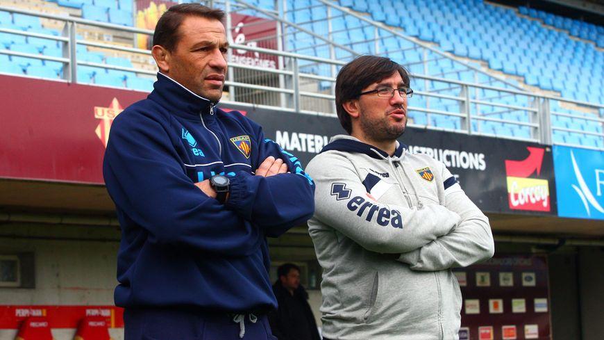 Philippe Benetton et François Gelez n'entraîneront plus l'USAP