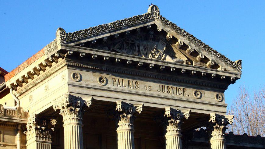 Le palais de justice de Perpignan (illustration)