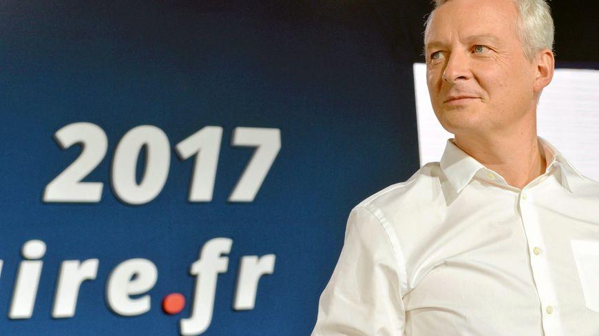 Bruno Le Maire favorable à la fusion des départements alsaciens