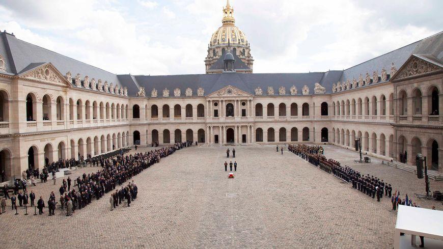 La Cour d'Honneur des Invalides