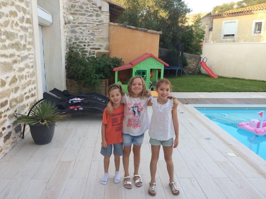 Jules, Sarah et Clémentine prêts pour retourner à l'école - Radio France