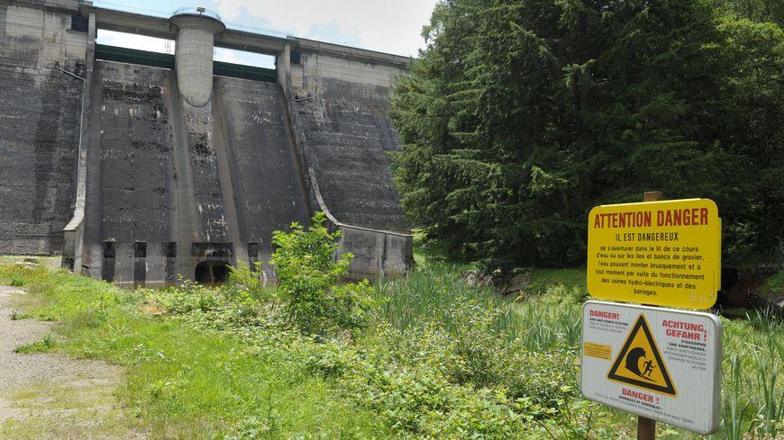 Le barrage du lac de Vassivière est visé par une inspection décennale