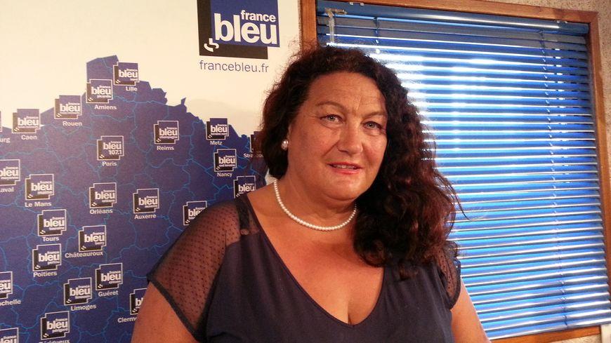 Elisabeth Boissinot était venue dans nos studios en mai dernier