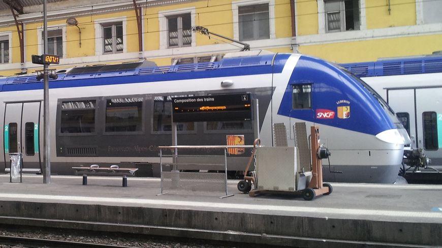 Train TER