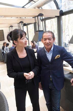Thanh et son oncle.  - Radio France