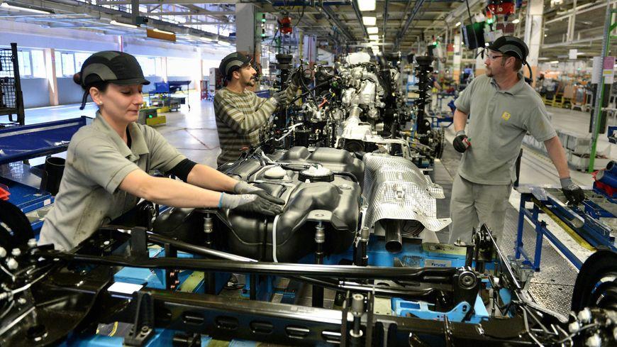 A partir de cette nuit, l'usine Renault de Sandouville va tourner 24h/24.