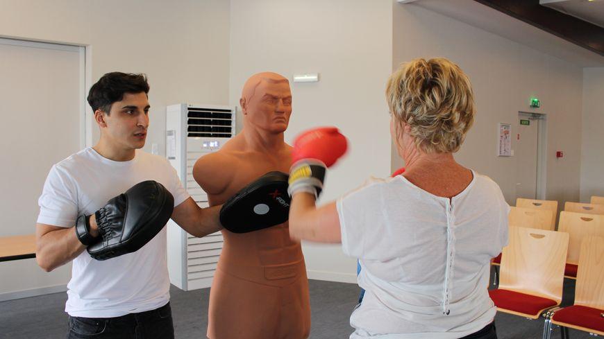 """La pratique d'un sport fait baisser la mortalité liée au cancer de 50%. Photo """"Centre de Lutte contre le cancer Paul Strauss""""."""