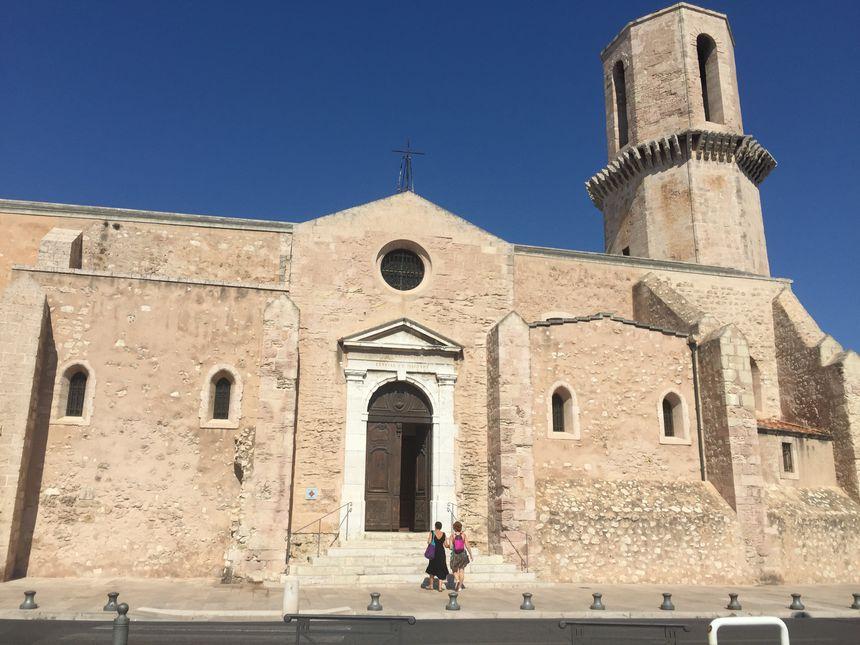 L'église Saint-Laurent à Marseille est partenaire de Wilum.net - Radio France