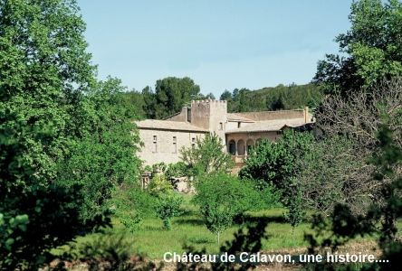 Château de Calavon - Lambesc - Radio France