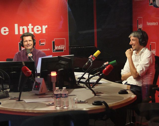 Vincent Josse et Guillaume Meurice