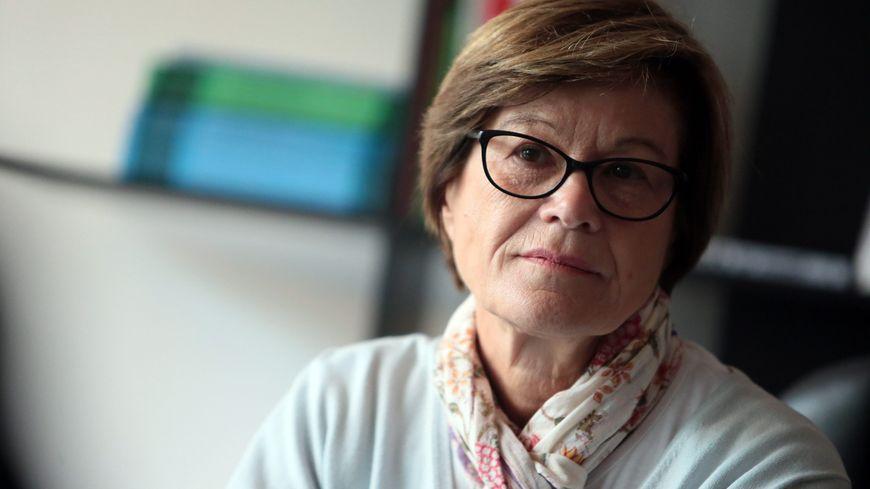 Martine Filleul, première secrétaire du PS du Nord