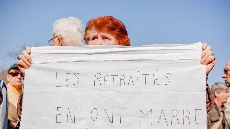 Les retraités appelés à manifester ce mardi à Rennes pour leur pouvoir d'achat