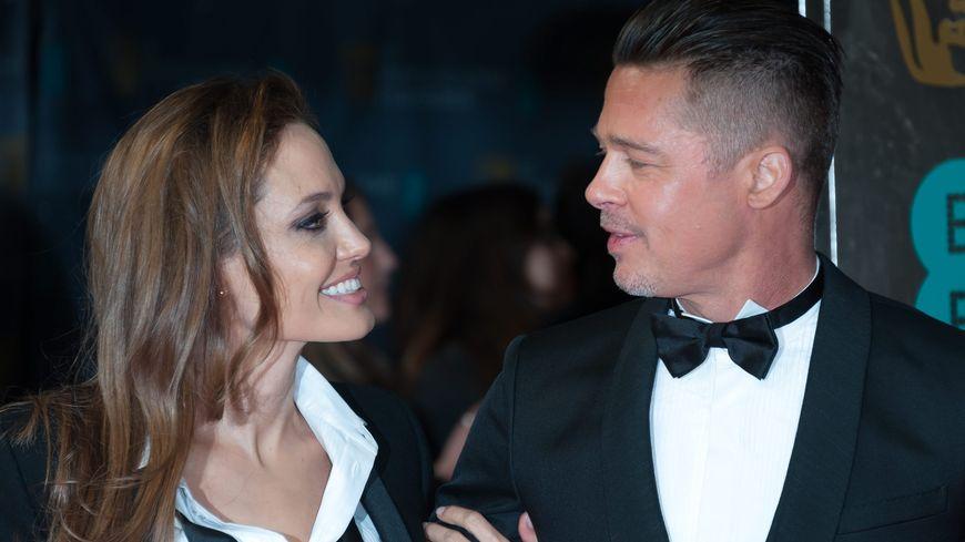 Brad Pitt et Angelina Jolie, c'est fini.