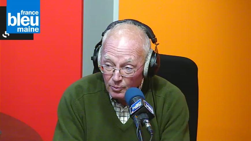 Henri-Jacques Caumont de la Force, président de la fédération de la chasse de la Sarthe
