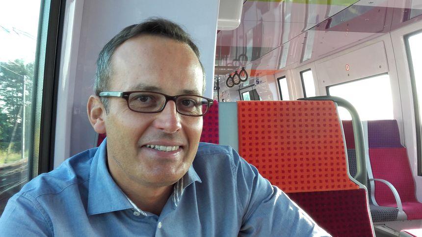 Guillaume Darsonville promet que les trains ne tomberont plus en panne - Radio France