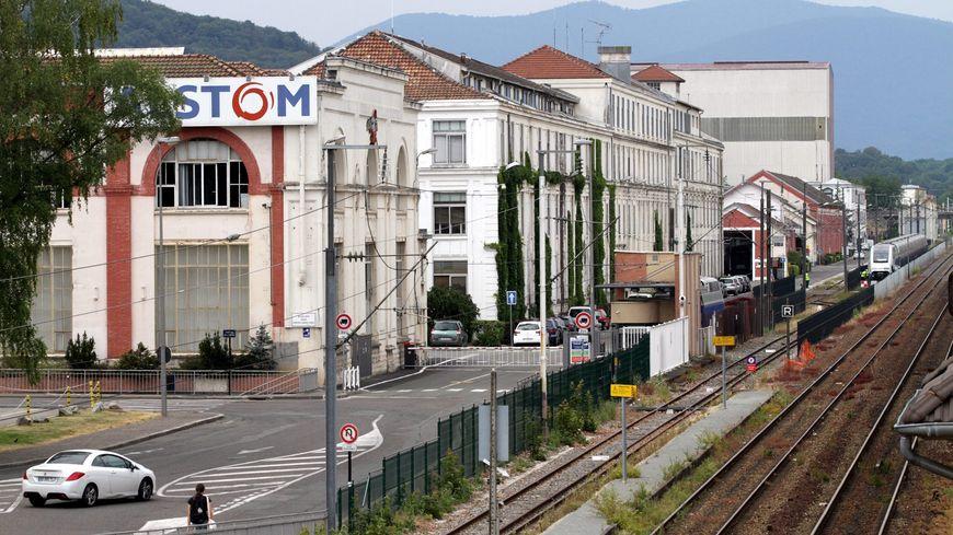 Alstom belfort for Piscine belfort