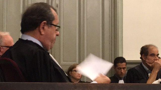 Grosse chaleur au tribunal de Perpignan