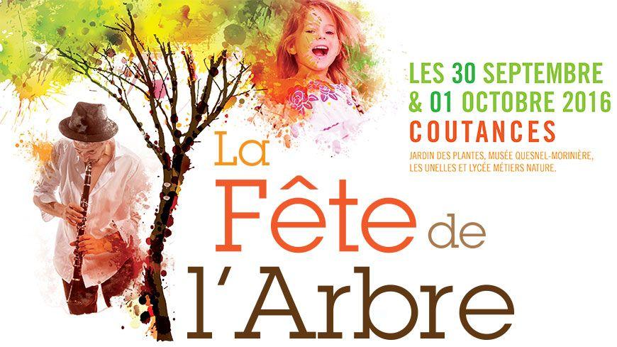La fête de l'Arbre à Coutances dans la Manche