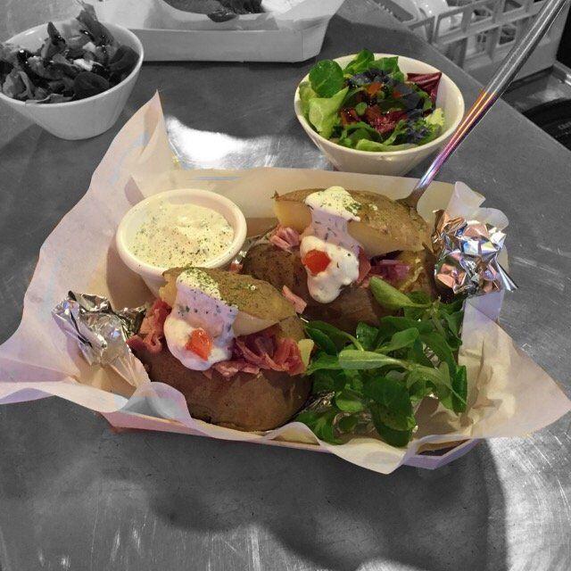 Les pommes de terre de Café de l'Etoile à Cherbourg - Aucun(e)