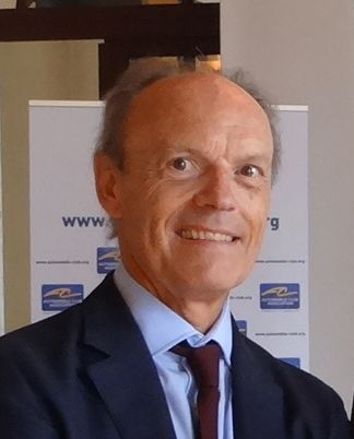 Alain Hugard, le vice-président de l'automobile club de Bourgogne - Radio France