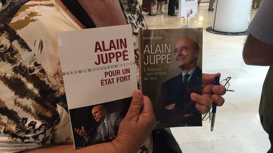 Christine a deux idoles : Mireille Mathieu et Alain Juppé