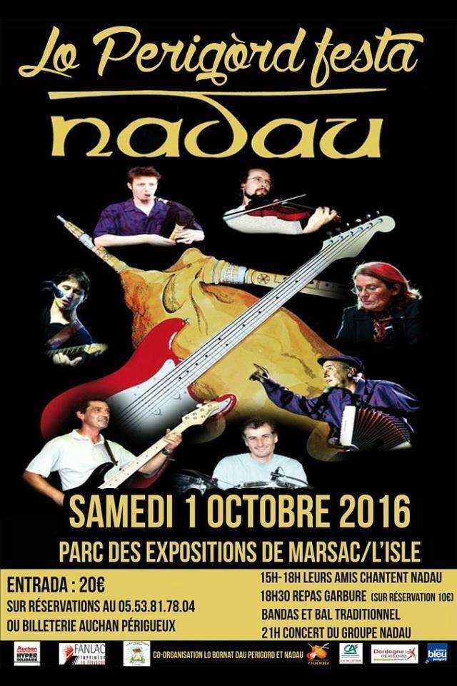 affiche Nadau Marsac - Aucun(e)