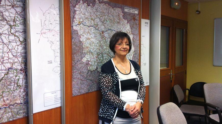 """Pascale Ximénès veut """"répondre à toutes les personnes qui en appelle à l'administration préfectorale"""""""